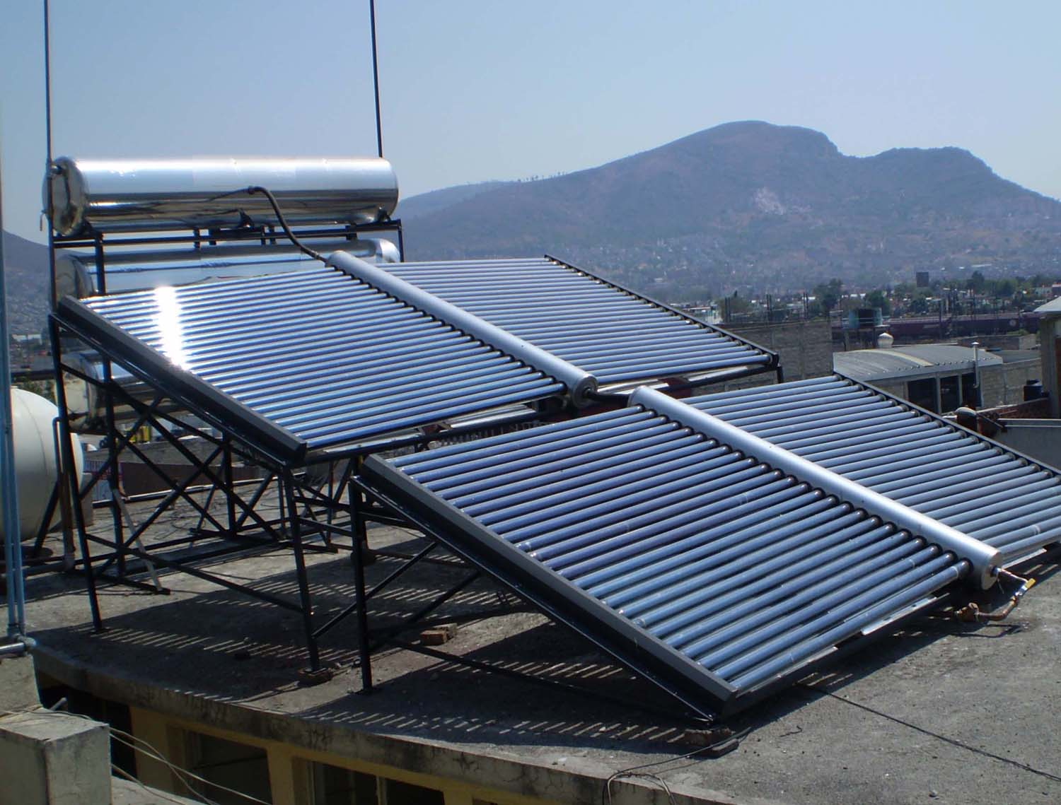 Will Solar Heaters Explode During This Period Of Drought